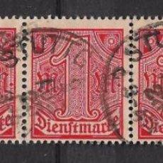 Sellos: ALEMANIA REICH 1920 Nº 30 VANDERSANDEN. 9 AUG 25 STUTTGART - 10/9. Lote 147390826