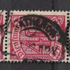Sellos: ALEMANIA REICH 1920 Nº 28 VANDERSANDEN. - 23.1.22 - 10/9. Lote 147392198