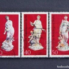 Sellos: ALEMANIA BERLÍN 1974 • USADO • CERÁMICA. Lote 147571402