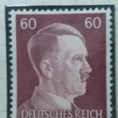 Sellos: SELLO ALEMAN, DEUTSCHES REICH, 60 HITLER, 1935, NUEVO.. Lote 147635806