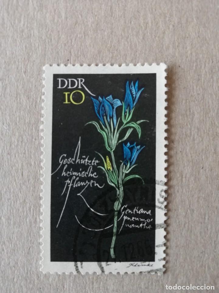 DDR AÑO 1966 YT NUM. 933 (Sellos - Extranjero - Europa - Alemania)