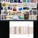 Sellos: ALEMANIA FEDERAL - 1986 - MICHEL 1268/1305** MNH (AÑO COMPLETO). Lote 165045632