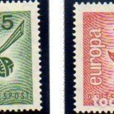 Francobolli: ALEMANIA.- SELLOS DEL AÑO 1965, EN NUEVOS. Lote 150663634