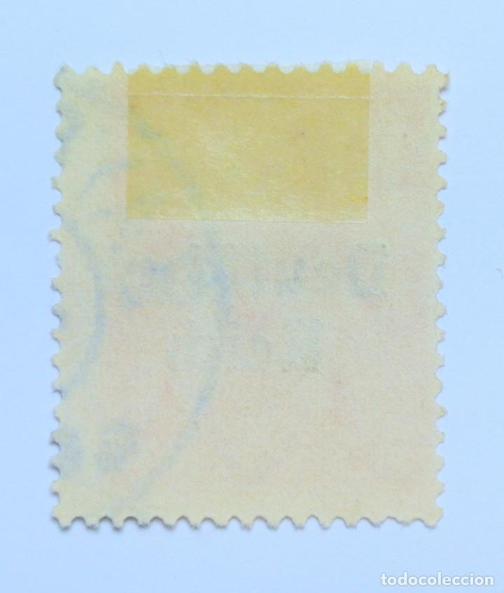 Sellos: Sello postal ALEMANIA - BAVIERA - BAYERN 1920 , 10 Pf , PLOWMAN, Usado - Foto 2 - 150827394