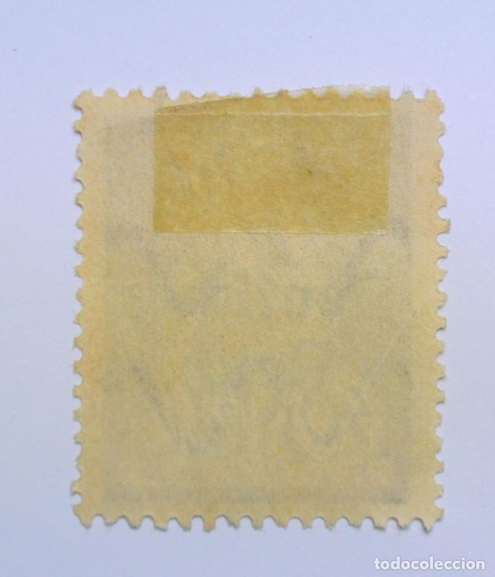 Sellos: Sello postal ALEMANIA - BAVIERA - BAYERN 1920 , 40 Pf , watherweel, Usado - Foto 2 - 150828054