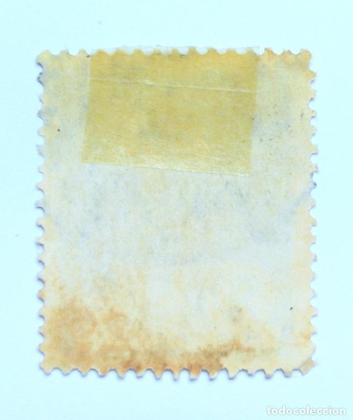 Sellos: Sello postal ALEMANIA - BAVIERA - BAYERN 1920 , 30 Pf , watherweel, Usado - Foto 2 - 150828586