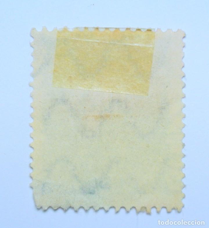 Sellos: Sello postal ALEMANIA - BAVIERA - BAYERN 1920 , 60 Pf , SOWER, Usado - Foto 2 - 150829146