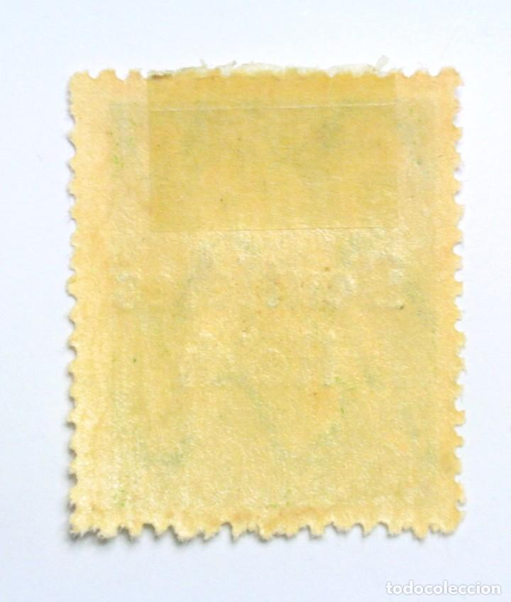 Sellos: Sello postal ALEMANIA - BAVIERA - BAYERN 1920 , 5 Pf , PLOWMAN, Usado - Foto 2 - 150831950