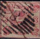 Sellos: BRUNSWICK YVES 10 CON CERTIFICADO 300€. Lote 150848126