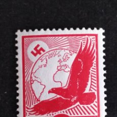 Sellos: ALEMANIA TERCER REICH 1934, YVERT AÉREO 44** MICHEL 530** MNH , SIN CHARNELA. Lote 151418658