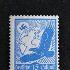 Sellos: ALEMANIA TERCER REICH 1934, YVERT AÉREO 45** MICHEL 531** MNH , SIN CHARNELA. Lote 151419014