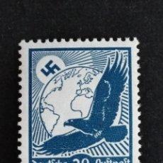 Sellos: ALEMANIA TERCER REICH 1934, YVERT AÉREO 46** MICHEL 532Y** MNH , SIN CHARNELA. Lote 151419266