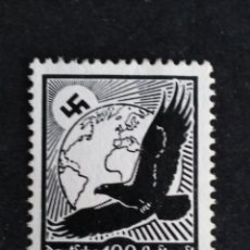 Sellos: ALEMANIA TERCER REICH 1934, YVERT AÉREO 51** MICHEL 537** MNH , SIN CHARNELA. Lote 151419402