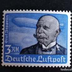Sellos: ALEMANIA TERCER REICH 1934, YVERT AÉREO 53** MICHEL 539** MNH , SIN CHARNELA, VER. Lote 151419942