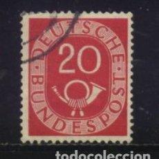 Sellos: S-2621- ALEMANIA. GERMANY. DEUTSCHLAND. . Lote 151499178