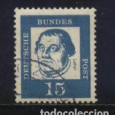 Sellos: S-2622- ALEMANIA. GERMANY. DEUTSCHLAND. . Lote 151499202