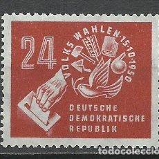 Sellos: ALEMANIA DDR - 1950 - MICHEL 275** MNH. Lote 151606746