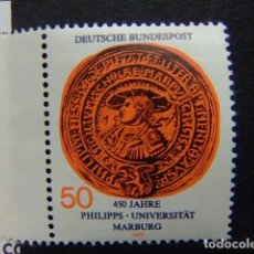 Sellos: ALEMANIA FEDERAL 1977 YVERT 786 ** MNH. Lote 151907730