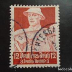 Sellos: ALEMANIA IMPERIO TERCER REICH 1934, YVERT 518, MICHEL 561. Lote 152390142