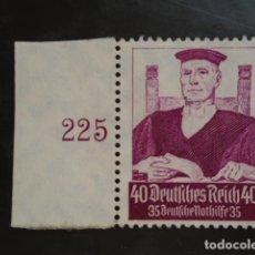 Sellos: ALEMANIA IMPERIO TERCER REICH 1934, YVERT 521**, MICHEL 564** MNH SIN CHARNELA. Lote 152391830