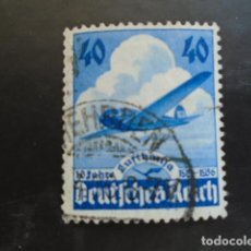 Sellos: ALEMANIA IMPERIO TERCER REICH 1936 YVERT AÉREO 54 MICHEL 603. Lote 152420814
