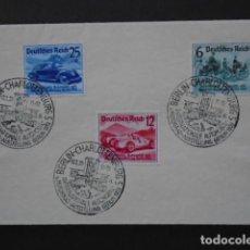 Sellos: ALEMANIA IMPERIO TERCER REICH 1939 YVERT 627-629 MICHEL 686-688 SPD FDC. Lote 152869594
