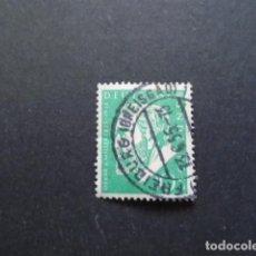 Sellos: ALEMANIA FEDERAL BRD , 1955, YVERT 85, MICHEL 209. Lote 154147422
