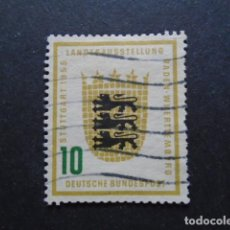 Sellos: ALEMANIA FEDERAL BRD , 1955, YVERT 90, MICHEL 213. Lote 154148002