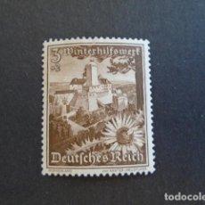 Sellos: ALEMANIA IMPERIO , TERCER REICH, 1938, YVERT 616** MICHEL 675**, MNH , SIN CHARNELA. Lote 154279470