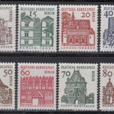Sellos: BERLIN, 1964 YVERT Nº 219 / 225 /**/ . Lote 155996258
