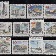 Sellos: BERLIN, 1965 YVERT Nº 230 / 241 /**/ . Lote 155996666