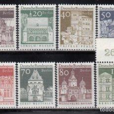 Sellos: BERLIN, 1967 - 1969 YVERT Nº 271 / 277A /**/ . Lote 155997410