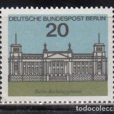 Sellos: BERLIN, 1964 YVERT Nº 213 /**/ . Lote 155999118