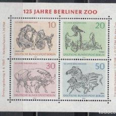 Sellos: BERLIN, 1969 YVERT Nº HB 2 /**/ . Lote 155999370