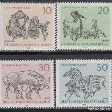 Sellos: BERLIN, 1969 YVERT Nº 310 / 313 /**/ . Lote 156000730