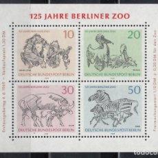 Sellos: BERLIN, 1969 YVERT Nº HB 2 /**/ . Lote 156001086