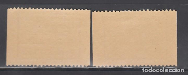 Sellos: ALEMANIA LOCALES, UNNA. 1945 MICHEL Nº 2, 3, /**/ - Foto 2 - 156559558