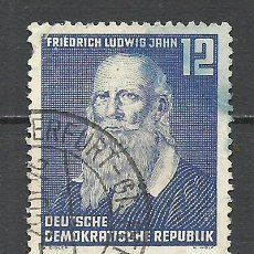Briefmarken - Alemania DDR - 1952 - Michel 317 - Usado - 156958834
