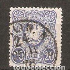Sellos: ALEMANIA IMPERIO. 1875. YT 33. Lote 157009718