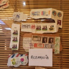Sellos: LOTE DE SELLOS ANTIGUOS DE ALEMANIA (NO SE DESCOMPLETA EL LOTE ). Lote 158659830