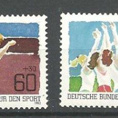 Sellos: YT 625-26 BERLIN-ALEMANIA 1982 (10% VALOR CATÁLOGO). Lote 176923742