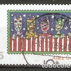 Sellos: ALEMANIA FEDERAL.2008. MI 2644. Lote 159551458