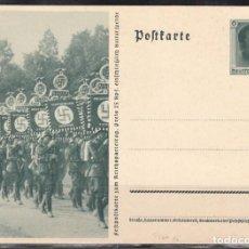 Briefmarken - TARJETA POSTAL. ANIVERSARIO DE ADOLF HITLER. - 159787858
