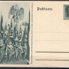 Briefmarken - TARJETA POSTAL. ANIVERSARIO DE ADOLF HITLER. - 159787906