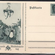 Briefmarken - TARJETA POSTAL. ANIVERSARIO DE ADOLF HITLER. - 159787958