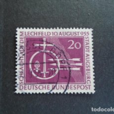 Sellos: ALEMANIA FEDERAL BRD , 1955, YVERT 92, MICHEL 216. Lote 159922646