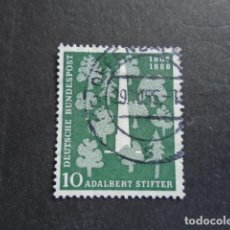 Sellos: ALEMANIA FEDERAL BRD , 1955, YVERT 96, MICHEL 220. Lote 159923934