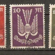 Sellos: ALEMANIA IMPERIO. 1923. MI 263,264,266. Lote 160819514