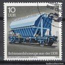 Sellos: ALEMANIA / RDA / DDR 1979 - TRENES - SELLO USADO. Lote 161086114