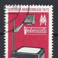 Sellos - ALEMANIA / RDA / DDR 1972 - SELLO USADO - 161103134